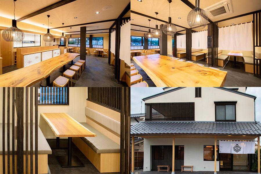 信州城下そばと天ぷら やまとう 店舗写真